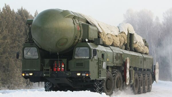 Russia has no plans to deploy units of its Strategic Missile Forces on the Crimean Peninsula - Sputnik International