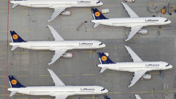 Lufthansa planes - Sputnik International