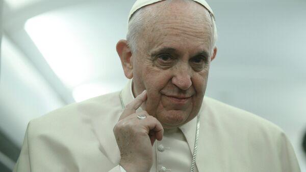 Pope Francis - Sputnik International