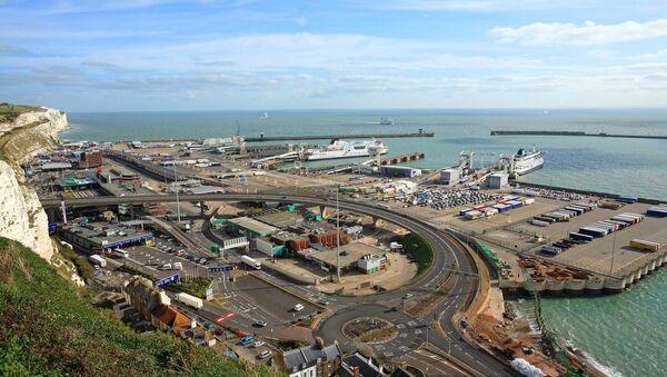 England, Kent, port of Dover - Sputnik International
