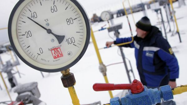 In June, Moscow switched Kiev to a prepayment system of gas deliveries in light of Kiev's gas debt of more than $5 billion. Since then, Ukraine has been receiving gas through reverse flows from several European countries and using its own reserves. - Sputnik International