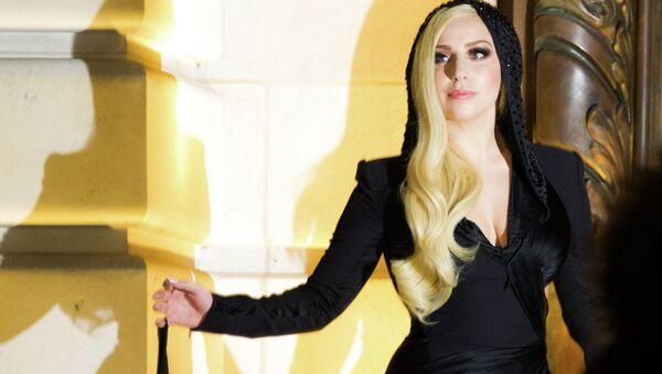 Lady Gaga - Sputnik International