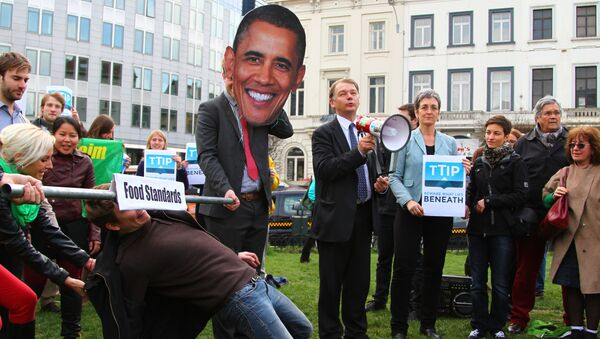 TTIP - Sputnik International