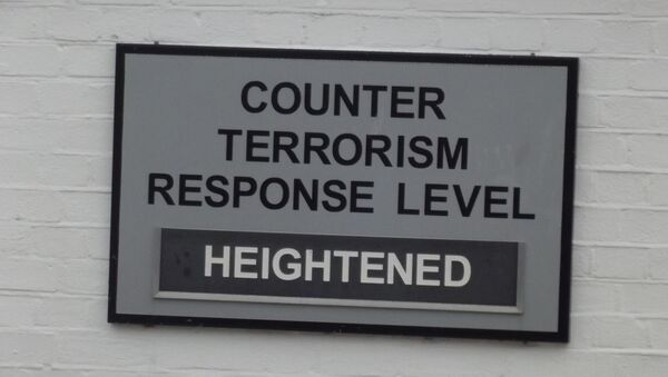 Counter Terrorism Response Level: Heightened - Sputnik International