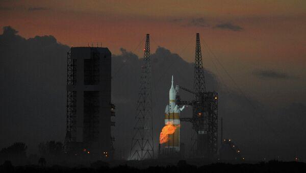 The Delta IV Heavy rocket - Sputnik International