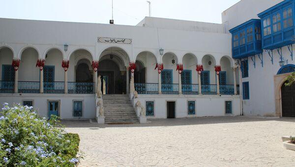 Parliament Building, Tunis - Sputnik International