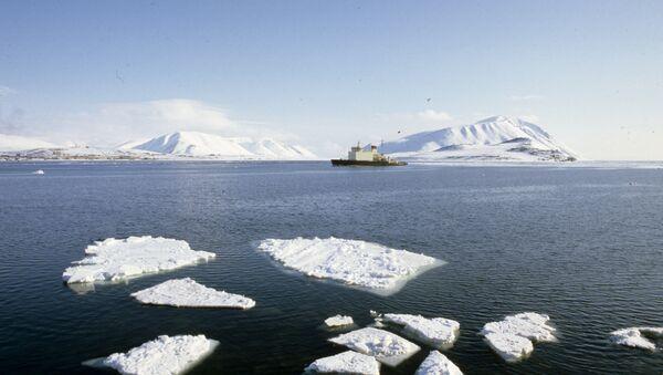 Bering Sea - Sputnik International