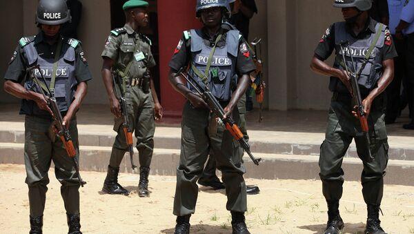Nigeria Police Force - Sputnik International