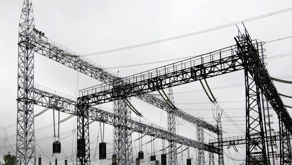 Ukraine is planning to import about 1.5 thousand MW of electricity from Russia - Sputnik International