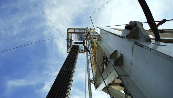 Fracking drill rig - Sputnik International