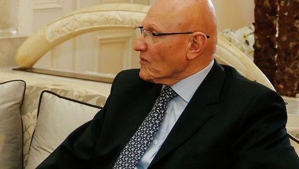 Prime Minister of Lebanon, Tammam Salam - Sputnik International