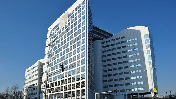 International Criminal Court Building - Sputnik International