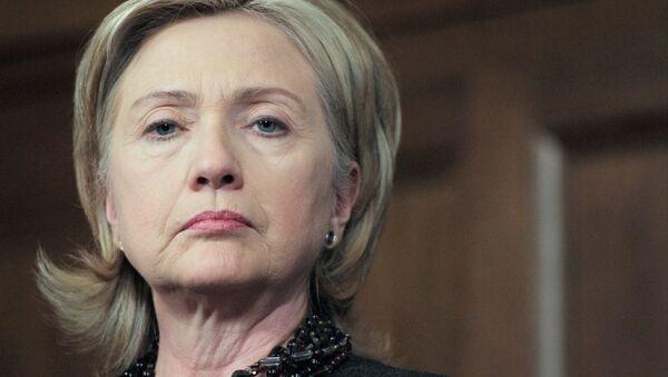 US Democratic Presidential Candidate Hillary Clinton - Sputnik International