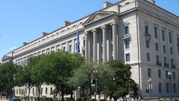 United States Department of Justice - Sputnik International