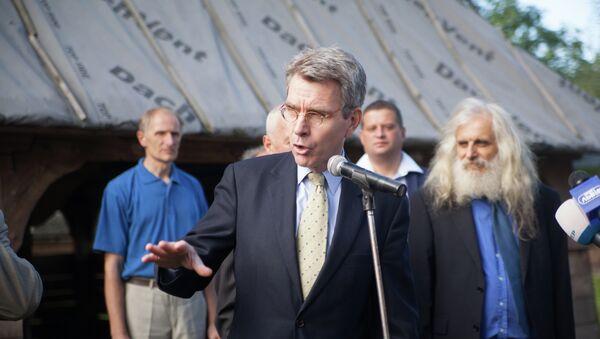 Up to Ukraine to decide on reform agenda: US Ambassador Geoffrey Pyatt - Sputnik International