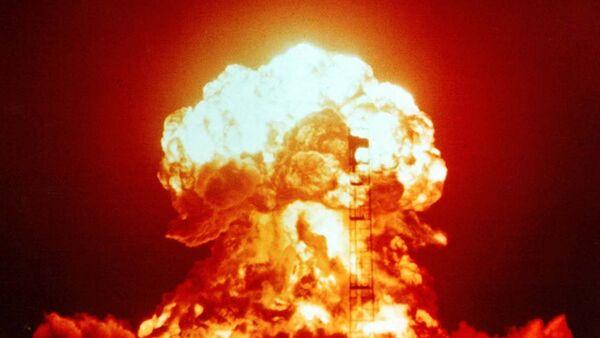 Atmospheric nuclear test - Sputnik International