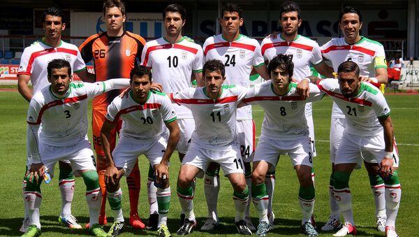 Iran national football team - Sputnik International