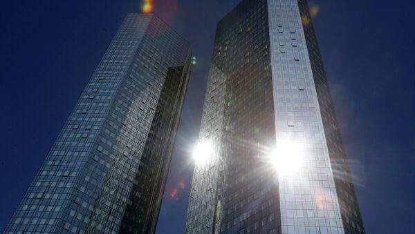 Deutsche Bank headquarters - Sputnik International