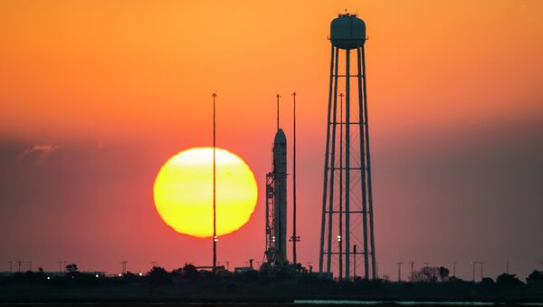 US manufacturer of Antares spacecraft, crashed in November while on the mission to International Space Station (ISS), will complete remaining cargo flights to the ISS by the end of 2016, Orbital Sciences Corporation has announced. - Sputnik International