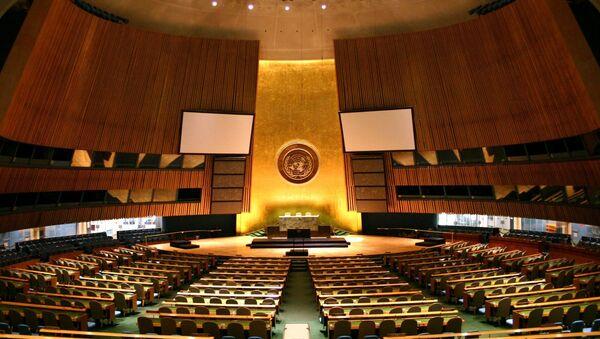 United Nations General Assembly - Sputnik International