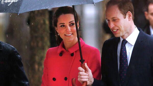 Prince William and Kate - Sputnik International