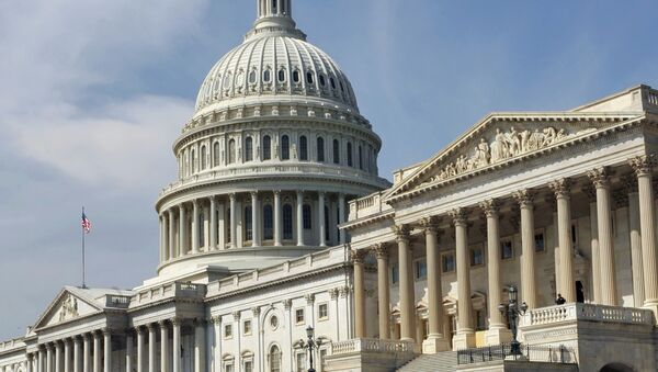 US Senators have passed legislation to impose harsher sanctions on Russia over its alleged involvement in the Ukrainian conflict - Sputnik International