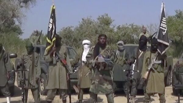 Nigeria's Boko Haram terrorist network - Sputnik International