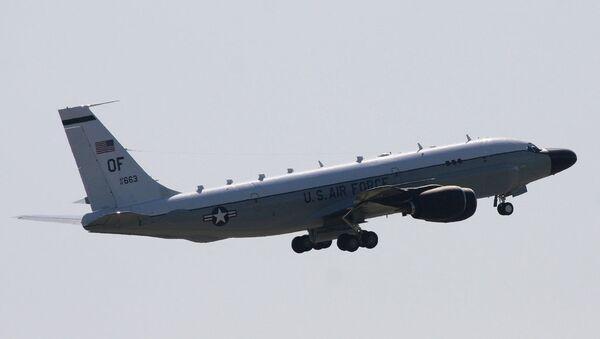 Boeing RC-135S Cobra Ball I, 61-663 707 - Sputnik International