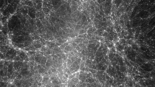 Scientists hope they now have tangible proof of the existence of dark matter, as they have discovered what they think might be traces of the elusive material coded in X-rays which are being emitted by two bright objects in the sky. - Sputnik International