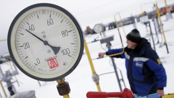 Turkey's Energy Ministry and Russia's energy giant Gazprom may hold negotiations next week on the price of Russian gas - Sputnik International