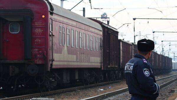 Medvedev: Kiev's Participation in Global Transition Routes Questionable - Sputnik International