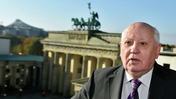 Former Soviet Leader Mikhail Gorbachev - Sputnik International