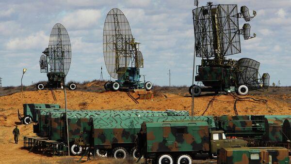 Air defense drills at Ashuluk range - Sputnik International