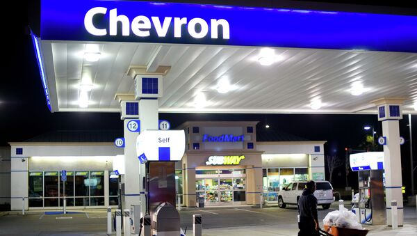 Chevron quits shale gas project in Ukraine due to low gas prices, delays, taxes - Sputnik International