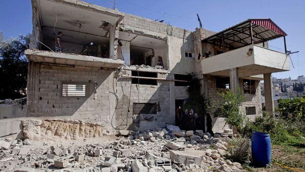 UN pointed to explosive nature of Israeli-Palestinian tensions - Sputnik International