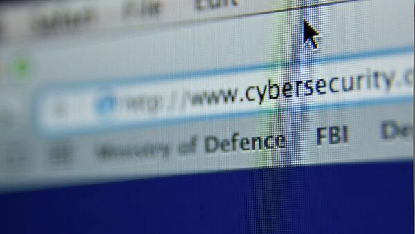 Cyber Security at the Ministry of Defence - Sputnik International