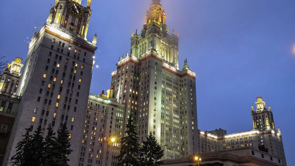 Moscow State University - Sputnik International