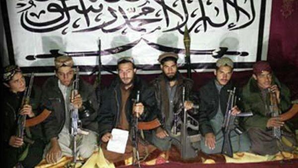 The Taliban fighters - Sputnik International