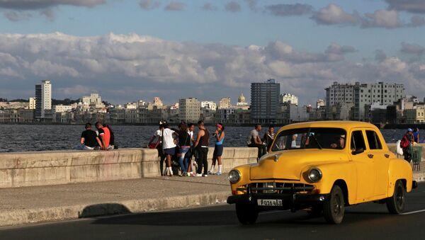 US President Barack Obama may pay a visit to Cuba amid restoring diplomatic relations between Washington and Havana, White House spokesperson Josh Earnest said Wednesday. - Sputnik International