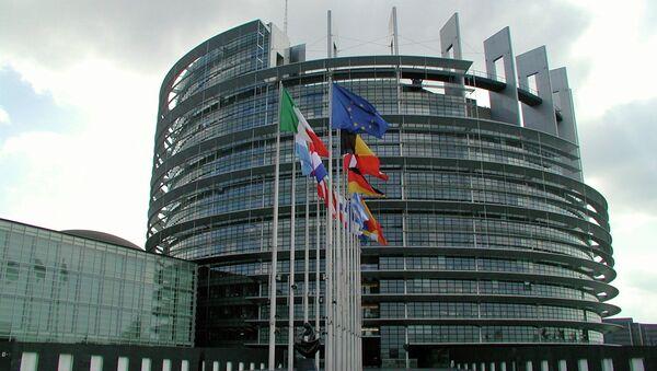 EU Parliament - Sputnik International