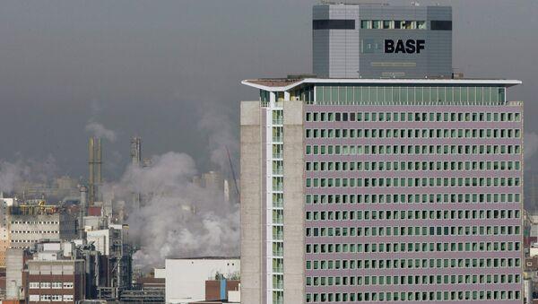 Headquarters of German chemical company BASF - Sputnik International