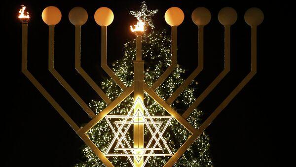 Hanukkah  - Sputnik International