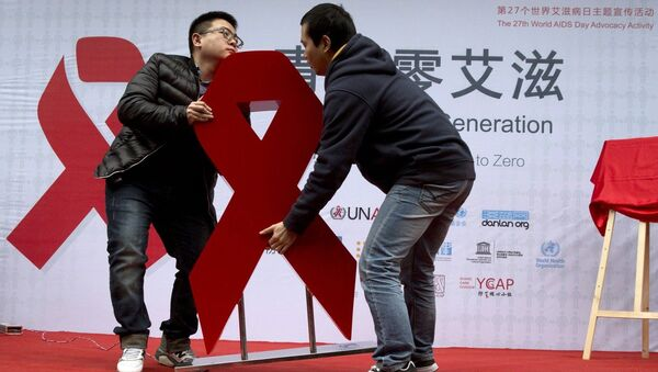 HIV - Sputnik International