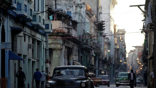US President Barack Obama said he is concerned about human rights in Cuba, but the United States needs to change course on its Cuba policy. - Sputnik International
