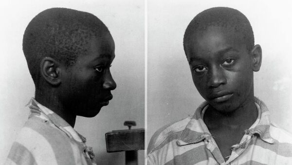 The death sentence handed down to 14-year-old African-American George J. Stinney Jr. 70 years ago for killing two white minor girls was erroneous, the Circuit Court of South Carolina officially recognized this week. - Sputnik International