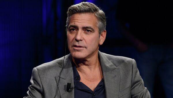 George Clooney  - Sputnik International