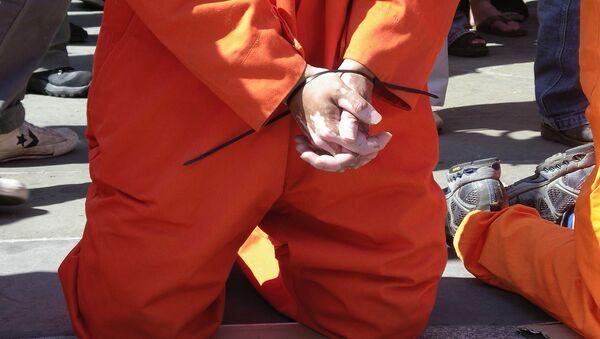Lithuania delays decision on Guantanamo inmates - Sputnik International
