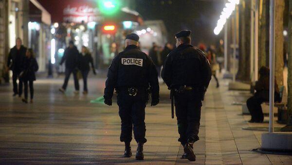 French police officers - Sputnik International