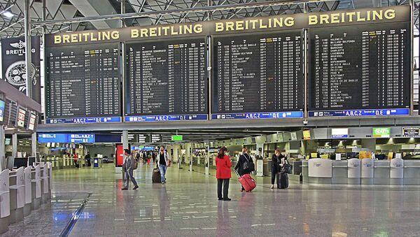 Frankfurt Airport - Sputnik International