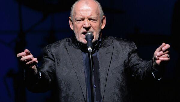 Joe Cocker during his concert in Moscow. - Sputnik International